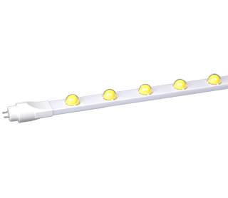 Cap T8-03 (yellow lamp)